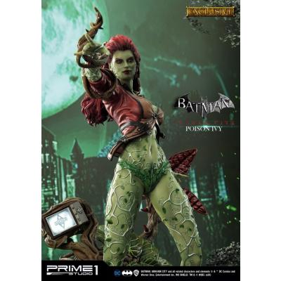 DC Comics: Batman Arkham City - Exclusive Poison Ivy 1:3 Scale Statue