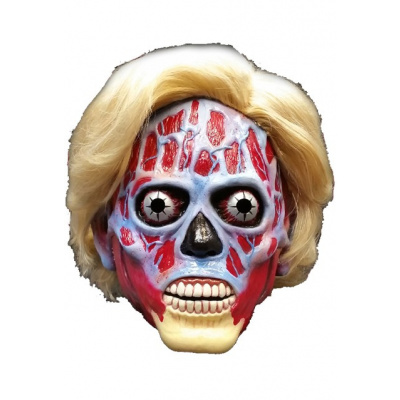 They Live: Female Alien Mask