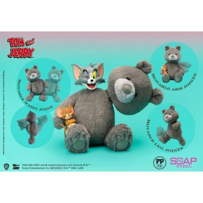 Tom and Jerry: Teddy Bear Plush Figure Asst.