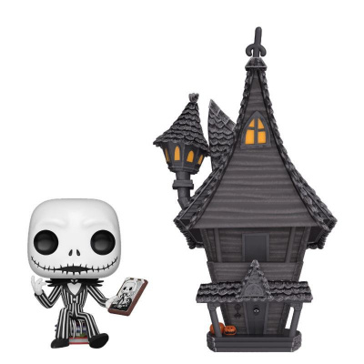 Pop! Town: Nightmare Before Christmas - Jack with Jack's House