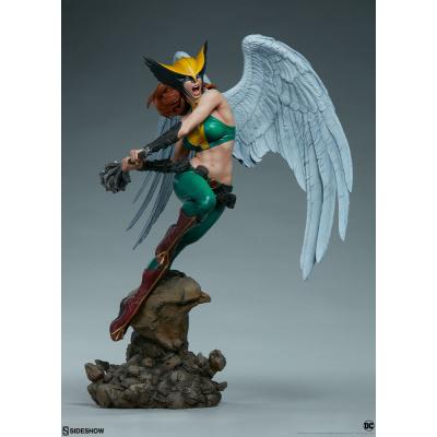 DC Comics: Hawkgirl Premium 22 inch Statue