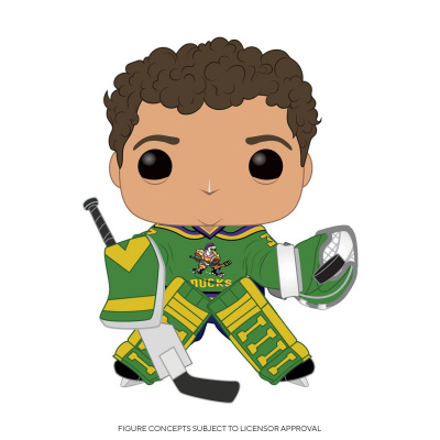 Pop! Disney: Mighty Ducks - Goldberg