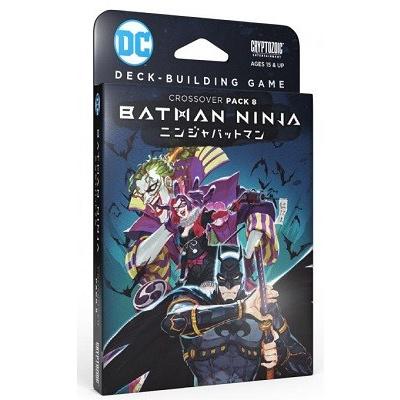 DC Comics: Deck-Building Game - Crossover Expansion Pack 8: Batman Ninja