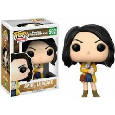 Funko Pop Television 502 Parks and Recreation April Ludgate
