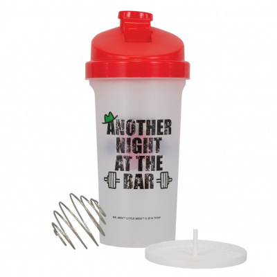 Mr. Men and Little Miss: Mr. Strong Protein Shaker