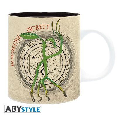 FANTASTIC BEASTS - Mug - 320 ml - Bowtruckle - subli - with box x2