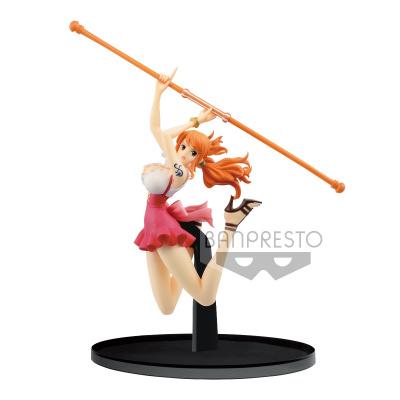 One Piece: World Figure Colosseum 2 Vol.3 - Nami Normal Color Version