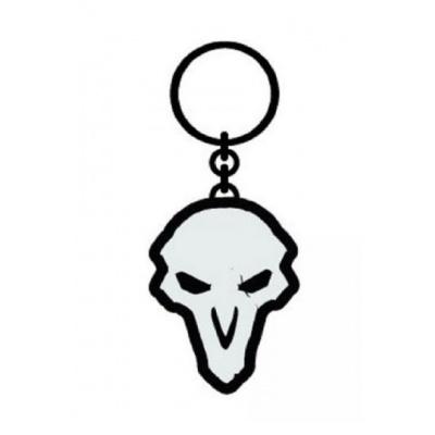 Overwatch Reaper Logo Keychain