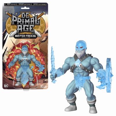 DC Comics: Primal Age - Mr. Freeze