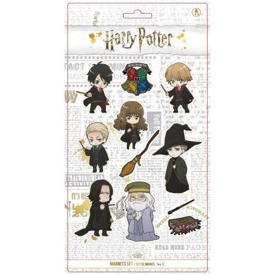 Harry Potter: Chibi Caracters Magnet Set