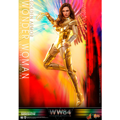 DC Comics: Wonder Woman 1984 - Golden Armor Wonder Woman 1:6 Scale Figure