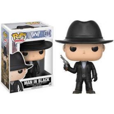 WESTWORLD - Bobble Head POP N° 459 - Man in Black
