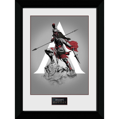 Assassin's Creed Odyssey: Graphic Collector Print