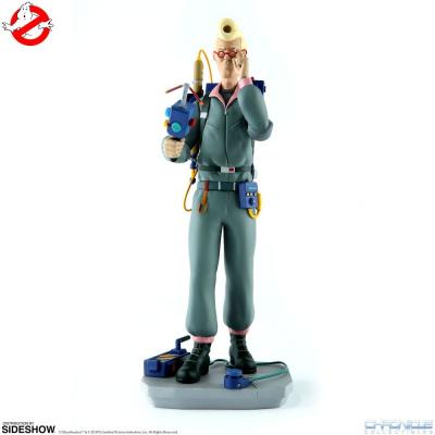 Ghostbusters: Egon Spengler Statue