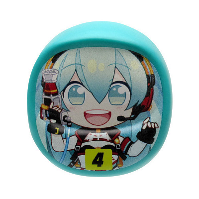 Darumania: Racing Miku 2020 Version A-Type Soft Vinyl Figure
