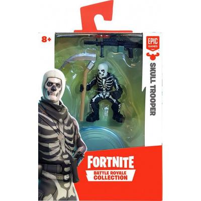 Fortnite Solo Pack Actiefiguur 5 cm - Skull Trooper