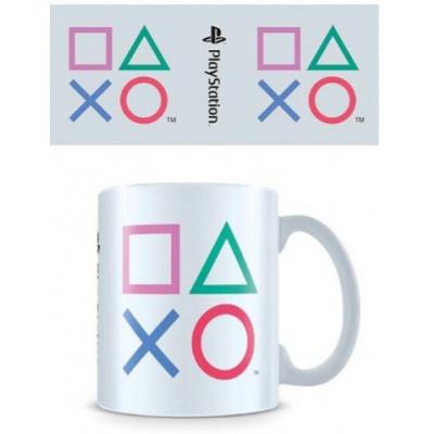 Playstation: Shapes Mug
