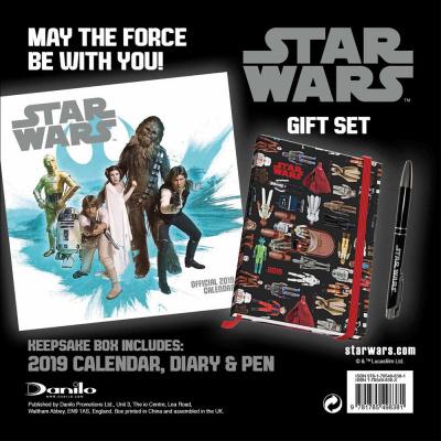 Star Wars Collectors Box Set 2019