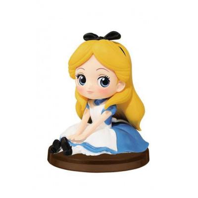 Figurine Disney - Alice Q Posket Petit Girl Festival 7cm