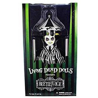 Mezco Toys- Living Dead Dolls Beetlejuice