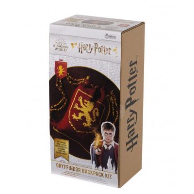 Harry Potter: Gryffindor Drawstring Bag Knit Kit
