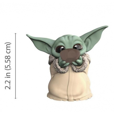 Star Wars Mandalorian Bounty Collection The Child Holding cup