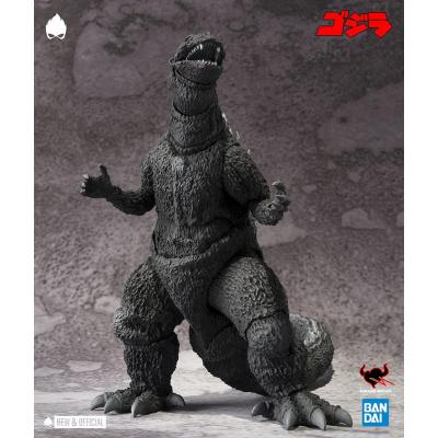 Godzilla actiefiguur SH MonsterArts Godzilla 1954 15 cm