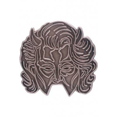 Ghost: Nameless Ghoulette Prequelle Enamel Pin
