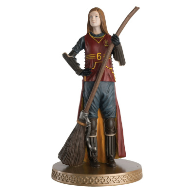 Harry Potter: Ginny Weasley Quidditch 1:16 Scale Resin Figurine