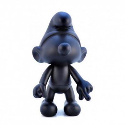 Collectible Figure Leblon-Delienne The Smurfs The Black Smurf Artoyz 20cm
