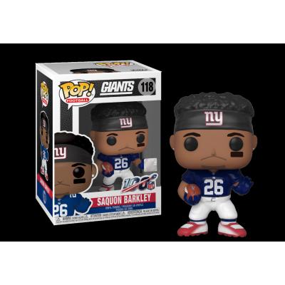 POP NFL: Giants - Saquon Barkley (Home Jersey)