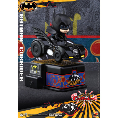 DC Comics: Batman 1989 - Batman 5 inch CosRider
