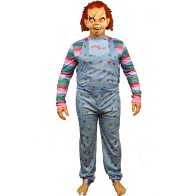 Child's Play 2: Deluxe Good Guy - Adult Costume