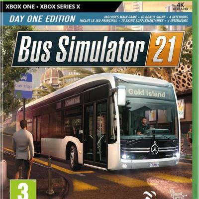 Bus simulator 21 Xbox One / Series X