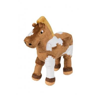 Minecraft Horse Plush Toy