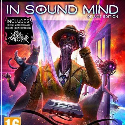 In Sound Mind - Deluxe Edition - Xbox Series X