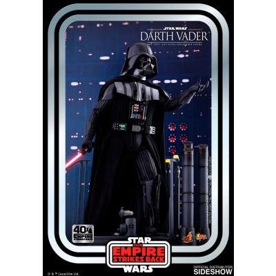 Star Wars: The Empire Strikes Back 40th Anniversary - Darth Vader 1:6 Scale Figure