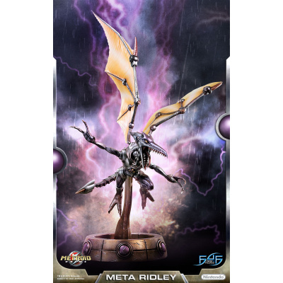 Metroid Prime: Meta Ridley Statue