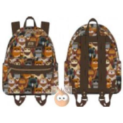 Loungefly Ewok AOP Mini Backpack (Star Wars)