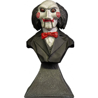 Saw: Billy Puppet Mini Bust