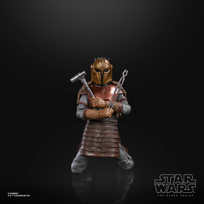 Star Wars Black Series 2021 Wave 1: The Armorer (The Mandalorian)