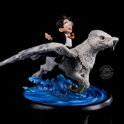 Harry Potter: Harry Potter and Buckbeak Limited Edition Q-Fig Max
