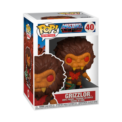 Pop! Vinyl: Masters of the Universe - Grizzlor