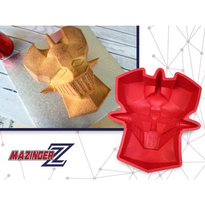 Mazinger Z: Mazinger Head Silicone Baking Tray