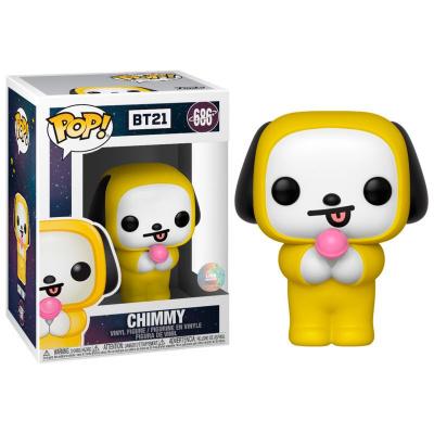 POP Animation: BT21 - Chimmy 686