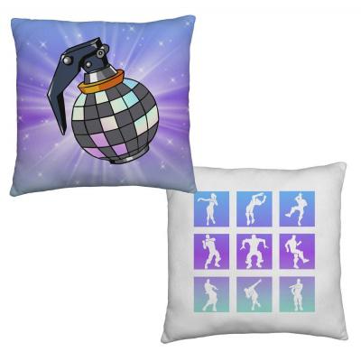 Pillow Fortnite Disco Granade