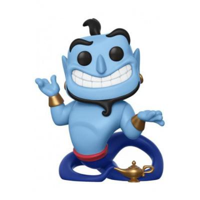 Aladdin POP Vinyl Figure Genie with Lamp 9 cm