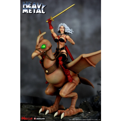 Heavy Metal: Taarna and Avis 6 inch Action Figure 2-Pack