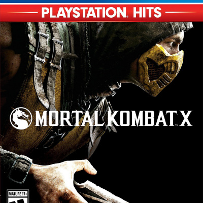 Mortal Kombat X PS4 - Playstation Hits