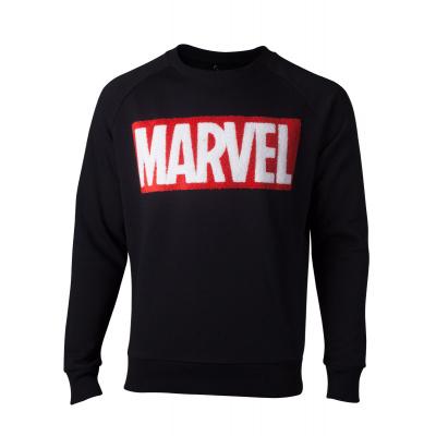 Marvel - Chenille Box Logo Men's Sweater - S
